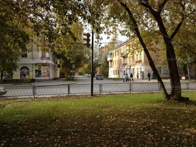 Адрес(а) на фотографии: улица Циолковского, 73, 78, 80, Екатеринбург