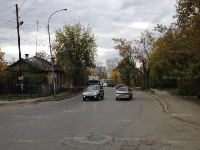 Адрес(а) на фотографии: улица Летчиков, 33, Екатеринбург
