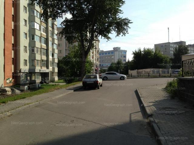Адрес(а) на фотографии: улица Шейнкмана, 10, 19, Екатеринбург