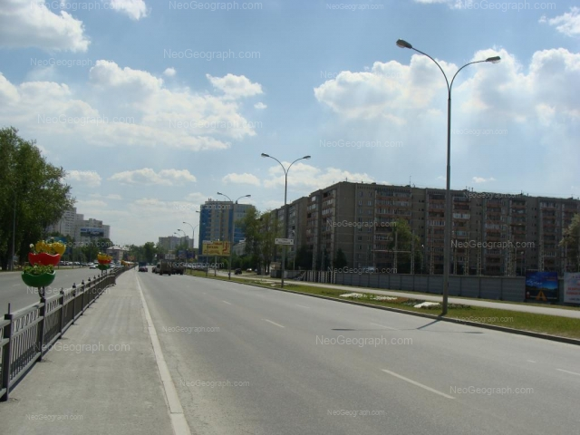 Адрес(а) на фотографии: Машинная улица, 38, 42а, Екатеринбург
