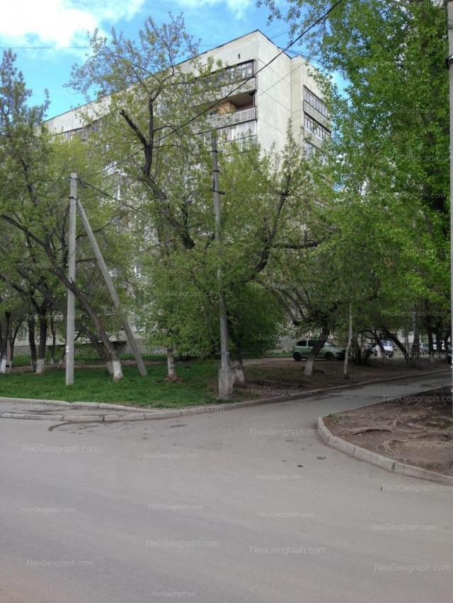 Адрес(а) на фотографии: Асбестовский переулок, 3/2, Екатеринбург