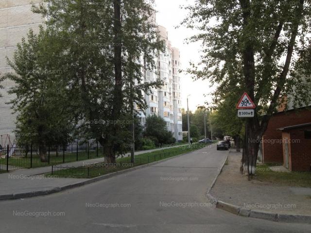 Адрес(а) на фотографии: улица Фонвизина, 3, 5, Екатеринбург