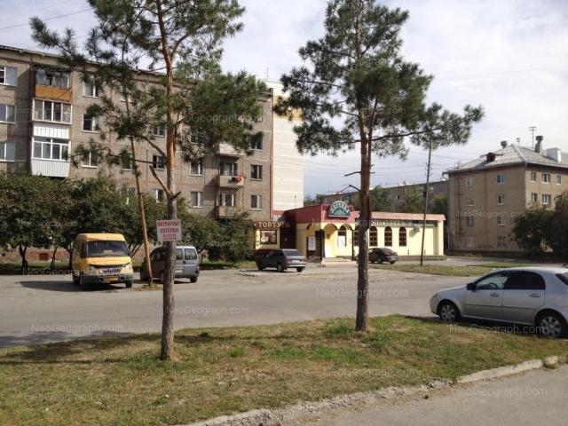 Адрес(а) на фотографии: Панельная улица, 9, 11, 11А, Екатеринбург