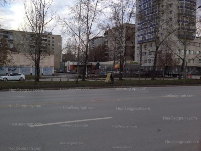 Address(es) on photo: Tkachei street, 16, 16а, 20, Yekaterinburg