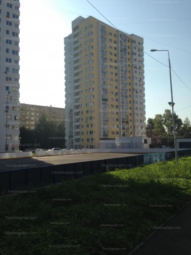 Адрес(а) на фотографии: улица Электриков, 24, Екатеринбург