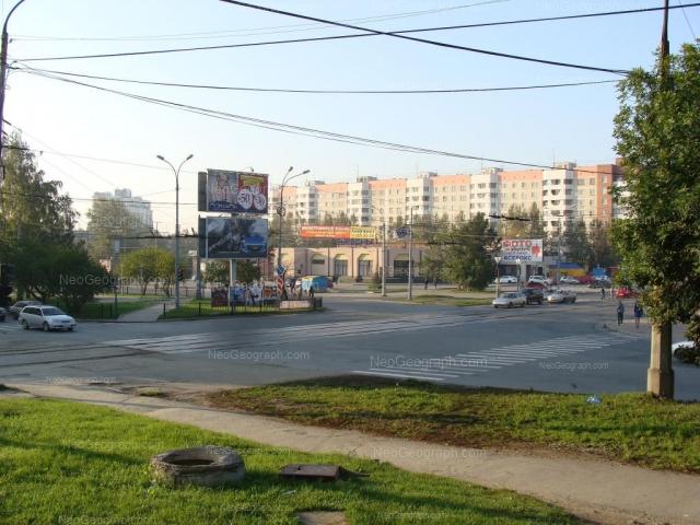 Адрес(а) на фотографии: Белореченская улица, 7/1, Екатеринбург