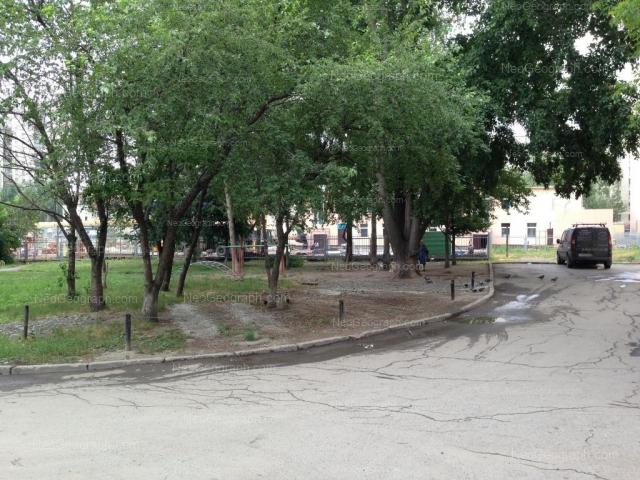 Address(es) on photo: Lomonosova street, 55А, Yekaterinburg