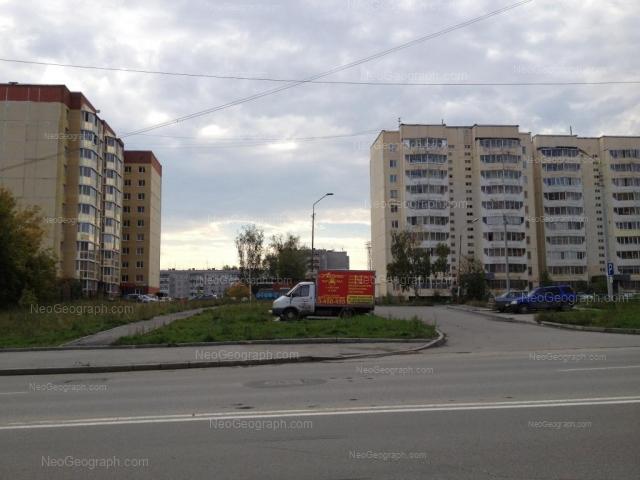 Address(es) on photo: Manevrovaya street, 25а, 27, Yekaterinburg