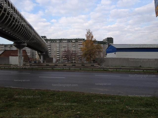 Address(es) on photo: Krestinskogo street, 53, 55 к1, Yekaterinburg