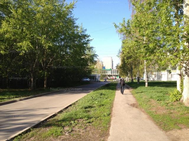 Адрес(а) на фотографии: улица Академика Бардина, 34, 40/1, 41, Екатеринбург