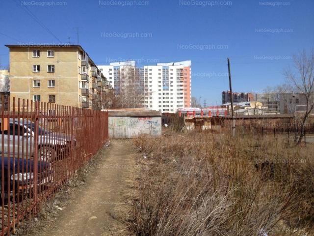Адрес(а) на фотографии: улица Пехотинцев, 2/2, 2А/1, 3/4, Екатеринбург