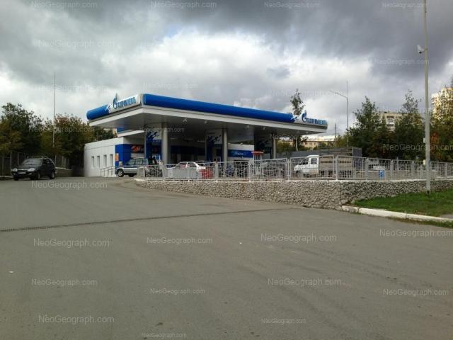 Адрес(а) на фотографии: улица Патриса Лумумбы, 4В, Екатеринбург