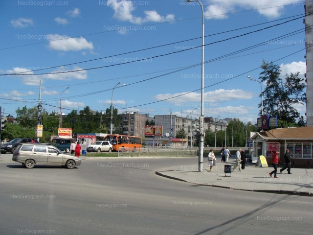 Address(es) on photo: Belorechenskaya street, 36/1, 36/2, Yekaterinburg