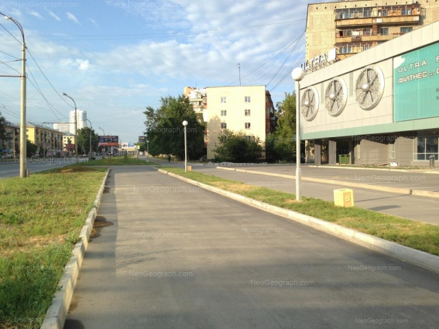 Адрес(а) на фотографии: проспект Космонавтов, 27, 27А, 29Г, Екатеринбург