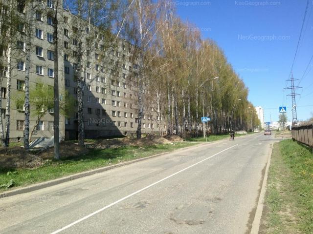 Адрес(а) на фотографии: Ангарская улица, 52/2, Екатеринбург