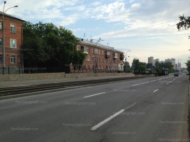 Адрес(а) на фотографии: улица Бакинских Комиссаров, 23, Екатеринбург