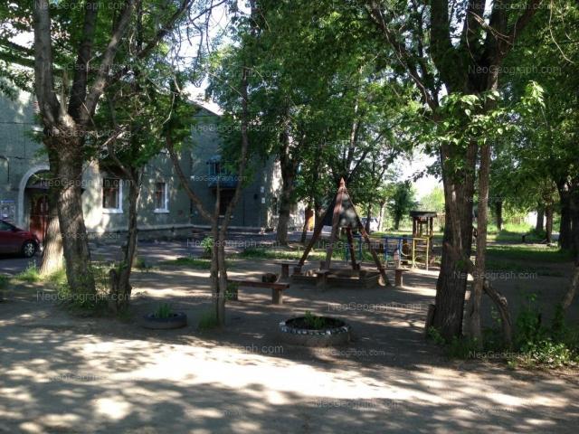 Адрес(а) на фотографии: улица Вилонова, 5А, Екатеринбург