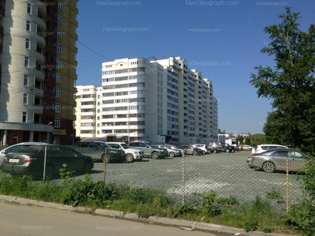 Адрес(а) на фотографии: улица Вилонова, 6, 8, Екатеринбург
