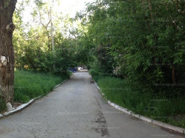 Адрес(а) на фотографии: улица 40-летия Октября, 13, Екатеринбург
