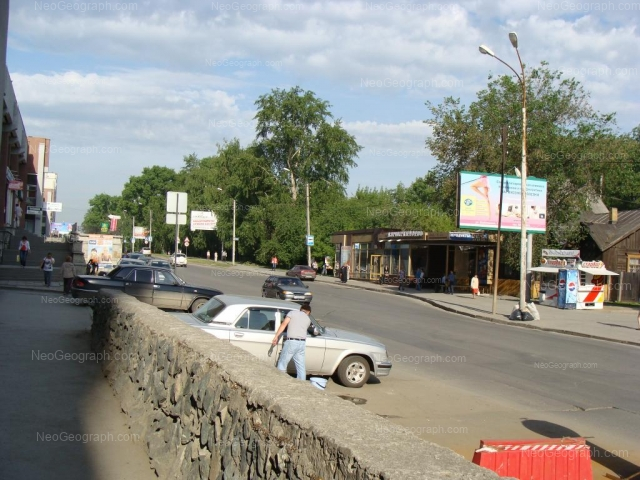 Адрес(а) на фотографии: улица Большакова, 82Б, Екатеринбург