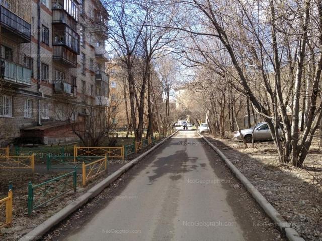 Адрес(а) на фотографии: улица Мира, 1, 3А, 3В, Екатеринбург