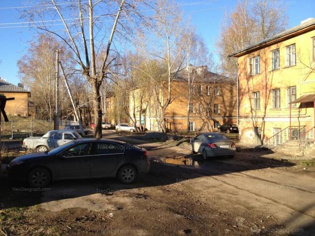 Адрес(а) на фотографии: Ирбитская улица, 8А, Екатеринбург