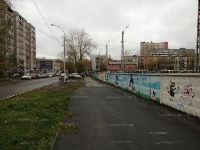 Адрес(а) на фотографии: улица Циолковского, 86, Екатеринбург
