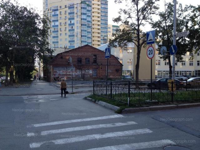 Адрес(а) на фотографии: Шарташская улица, 13, Екатеринбург