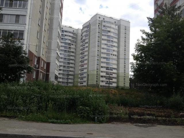 Адрес(а) на фотографии: улица Начдива Онуфриева, 6/3, Екатеринбург
