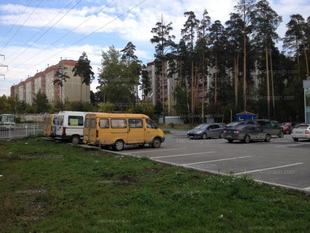 Адрес(а) на фотографии: Ангарская улица, 26, Екатеринбург