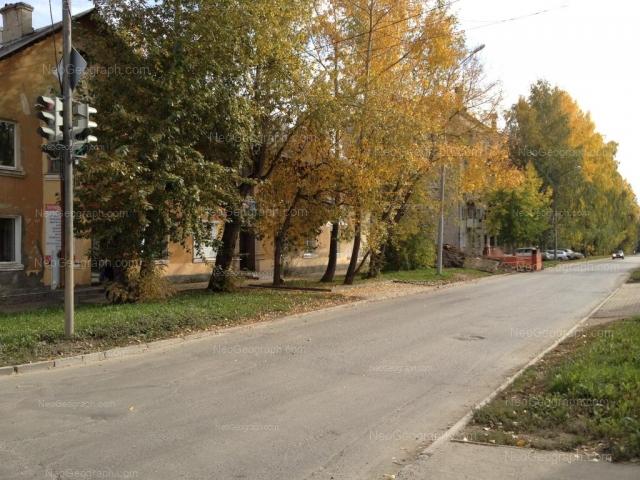 Адрес(а) на фотографии: улица Циолковского, 69, Екатеринбург