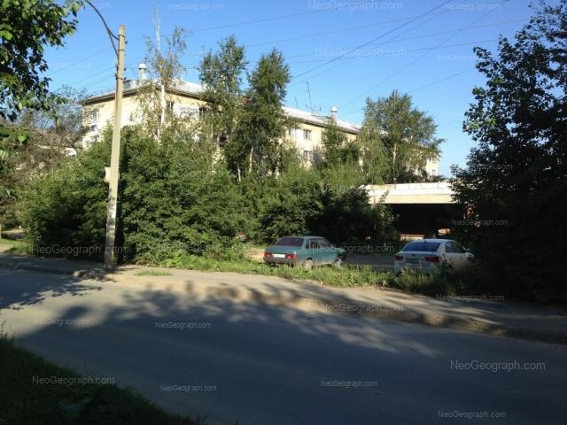 Address(es) on photo: Taganskaya street, 6А, Yekaterinburg