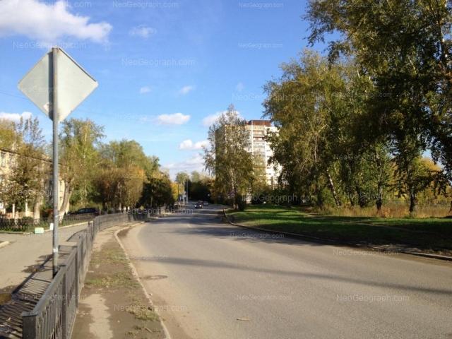 Адрес(а) на фотографии: улица Косарева, 9, Екатеринбург