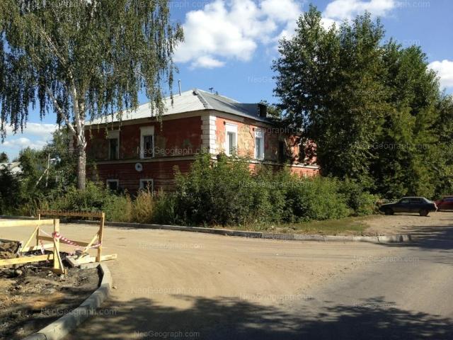 Адрес(а) на фотографии: Ремесленный переулок, 4, Екатеринбург