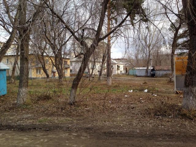 Address(es) on photo: Khvoinaya street, 77, 79, Yekaterinburg