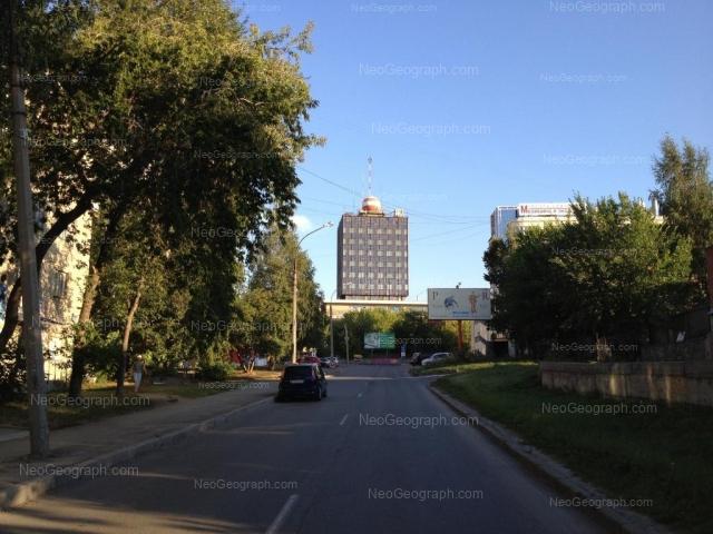 Адрес(а) на фотографии: улица Бажова, 170, 174, 189, Екатеринбург