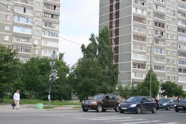 Адрес(а) на фотографии: улица Бебеля, 162, 164, Екатеринбург
