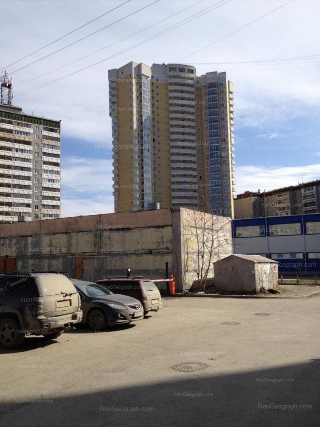 Адрес(а) на фотографии: Техническая улица, 12, 14, 14к2, 16а, 18Б, Екатеринбург