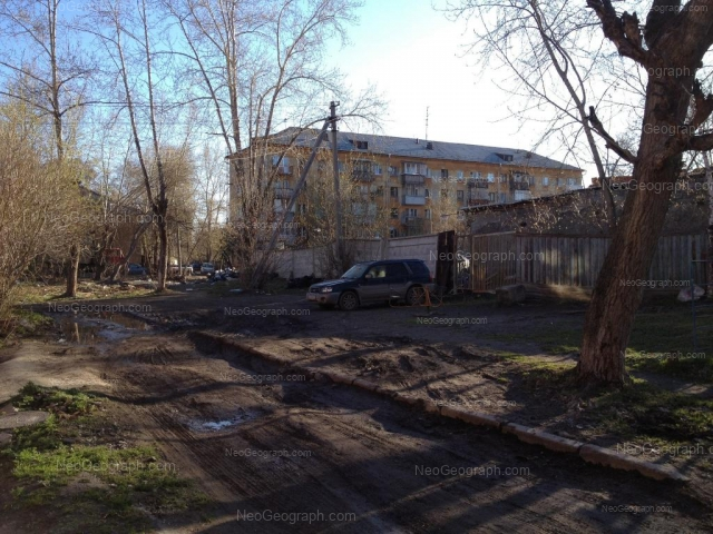 Address(es) on photo: Irbitskaya street, 2, 4, 9Б, Yekaterinburg