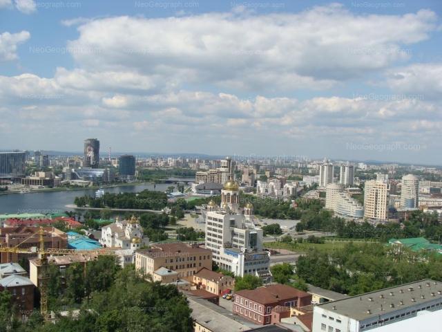 Адрес(а) на фотографии: улица Бориса Ельцина, 3, Екатеринбург
