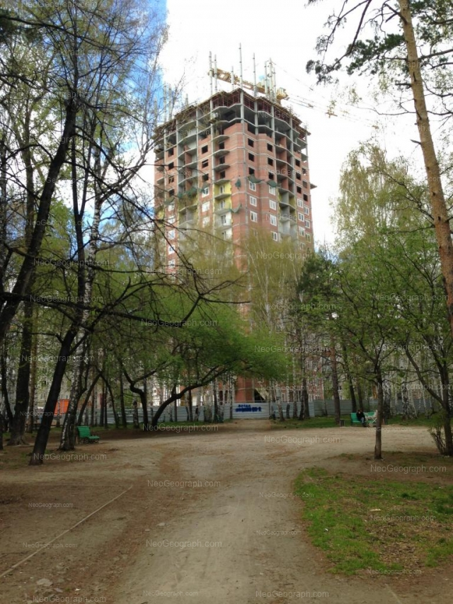 Адрес(а) на фотографии: Советская улица, 22/2, Екатеринбург