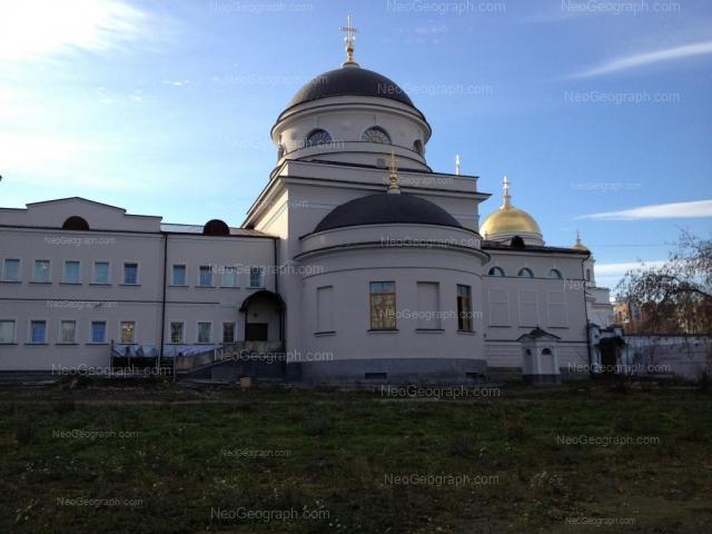 Адрес(а) на фотографии: улица Зелёная Роща, 1б, Екатеринбург