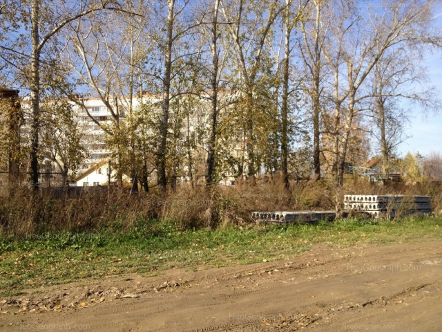 Address(es) on photo: Darvina street, 15, Yekaterinburg