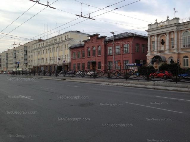 Адрес(а) на фотографии: улица Карла Либкнехта, 8, 8А, 8Б, 16, Екатеринбург