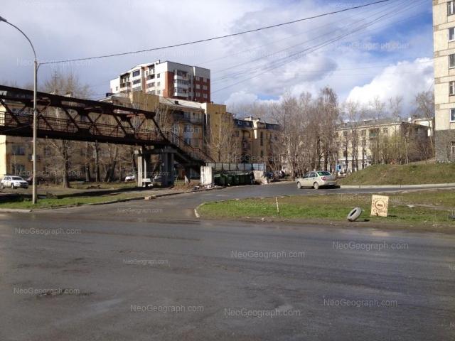 Детская поликлиника на Минометчиков 62, Екатеринбург