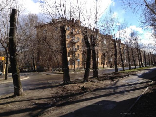 Адрес(а) на фотографии: Техническая улица, 48, Екатеринбург