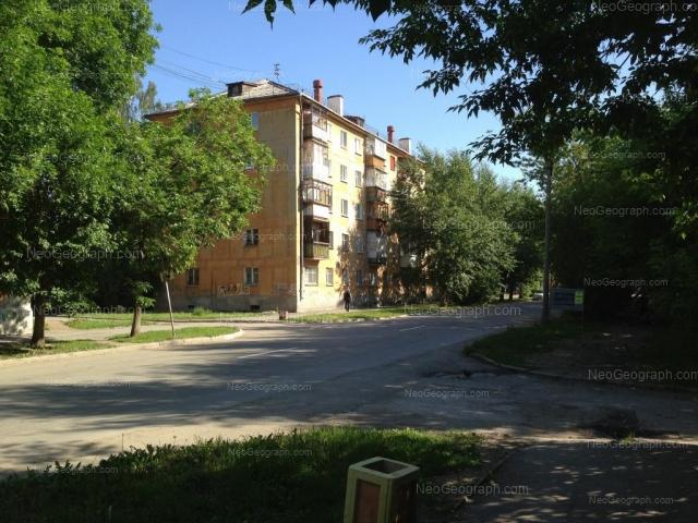 Адрес(а) на фотографии: Медицинский переулок, 9, Екатеринбург