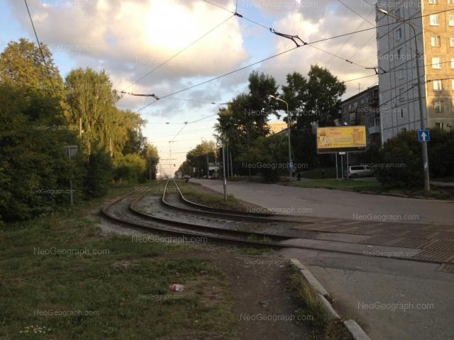 Адрес(а) на фотографии: Уральская улица, 46, 48, Екатеринбург