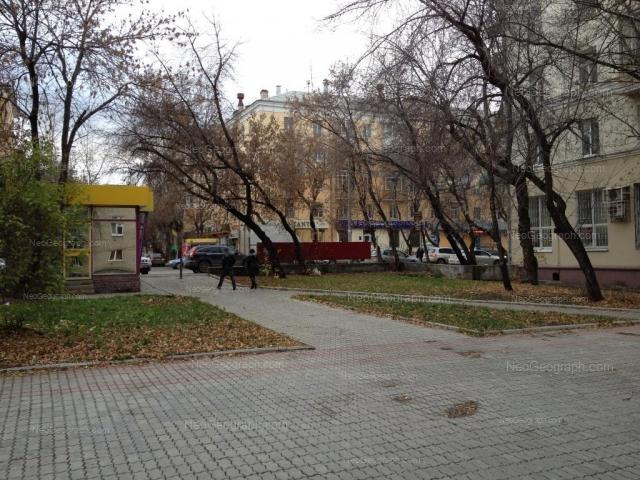 Адрес(а) на фотографии: улица Отто Шмидта, 56, Екатеринбург