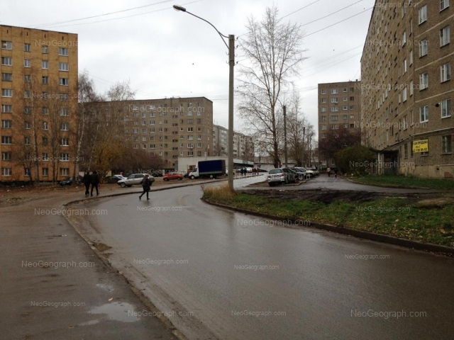 Адрес(а) на фотографии: Июльская улица, 16, 19, Екатеринбург